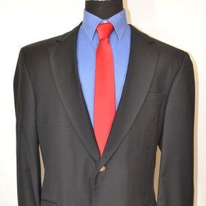 Jos A Bank 44L Sport Coat Blazer Suit Jacket